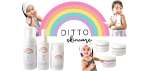 Ditto Skincare - Natural Skincare for Kids